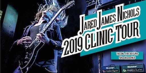 Jared James Nichols 2019 Clinic Tour powered by Blackstar