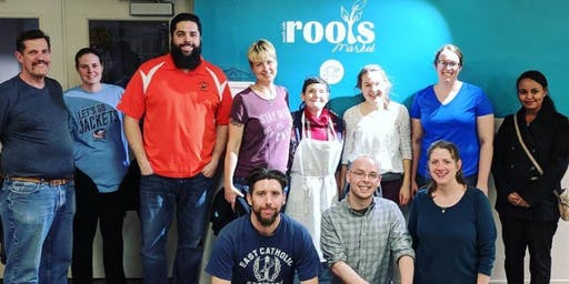 Serve Dinner at South Side Roots - 6/18/19