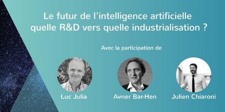 R&D half-day : le futur de l'intelligence artificielle billets