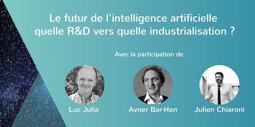 R&D half-day : le futur de l'intelligence artificielle