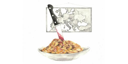 Views from outsiders: cooking, culture and European crime fiction