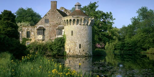 A Summer's Evening at Scotney Castle