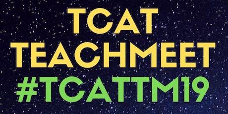 TCAT TeachMeet tickets
