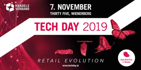 TECH DAY 2019 Tickets