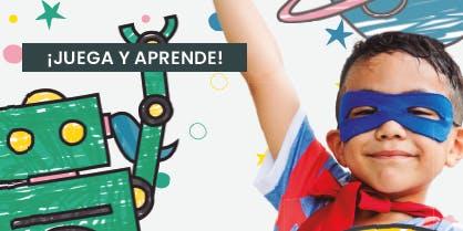 Campamento de Verano 2019 del 24 al 28 de Junio de 9:00 a 14:00 H Mañanas