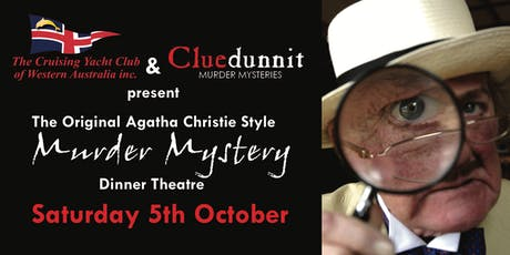 Murder Mystery Dinner Theatre - The Pokeingham Murders tickets