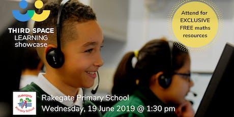 Rakegate Primary School Maths Intervention Showcase tickets