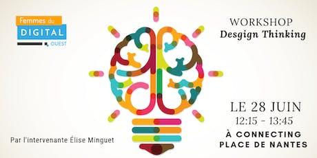 FDOuest | Votre projet en mode design thinking billets