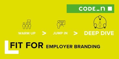 DEEP DIVE Employer Branding powered by CODE_n und emplify Tickets