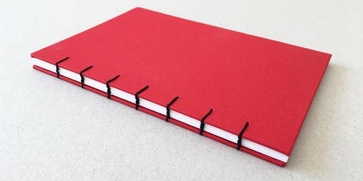 Bookbinding Basics with Shobhna Patel