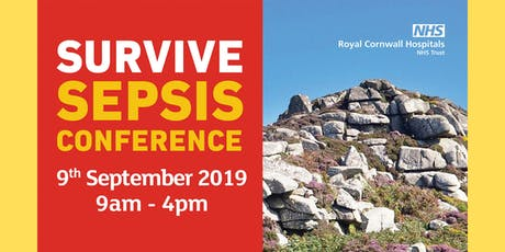 Sepsis Conference for NHS Staff tickets