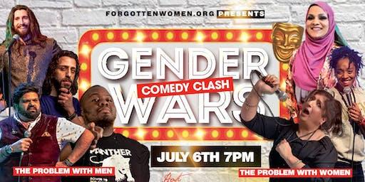 Gender Wars - Comedy Clash