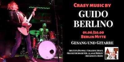 Live Musik / Rock und Pop von Guido Berlino