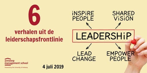 6 verhalen uit de leiderschapsfrontlinie