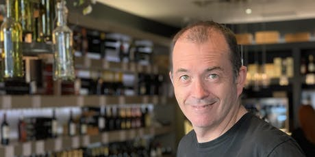 GREEN WINES: an evening with Jamie Goode. tickets