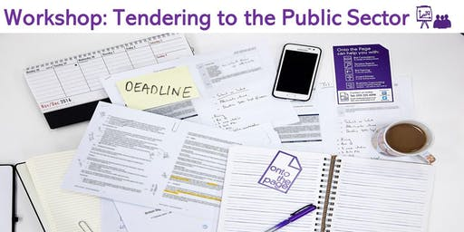 Workshop: Tendering to the Public Sector (Nov 2019)