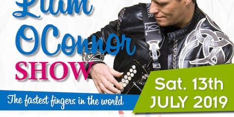 Broadfod Summer Festival-  Liam O Connor Show tickets