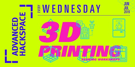 3D Printing Evening Workshops tickets