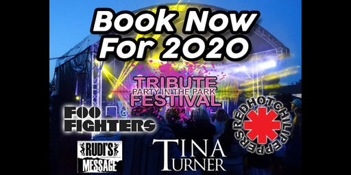 Party in the Park Family Tribute Festival 2020