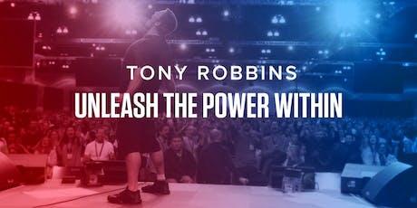 Tony Robbins UPW 2019 (LIVE) tickets