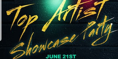 STR8 TO THE TOP ARTIST SHOWCASE PARTY