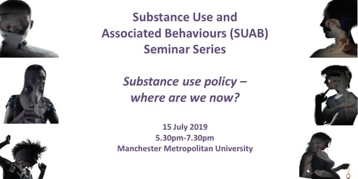 Substance use policy - where are we now?