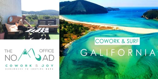 COWORKING & SURF in GALIFORNIA -  by THE NOMAD OFFICE