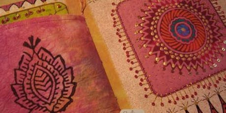 Chris Gray Workshop Printing & Stitching to Make an Indian Book Over 3 Days tickets