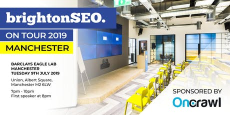 BrightonSEO on Tour 2019: Manchester tickets