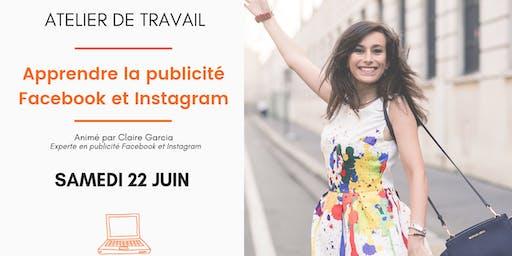 Trouver des clients grâce à la publicité Facebook et Instagram (22 juin)