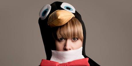Socially Awkward Penguin (Emmy Fyles WIP) tickets