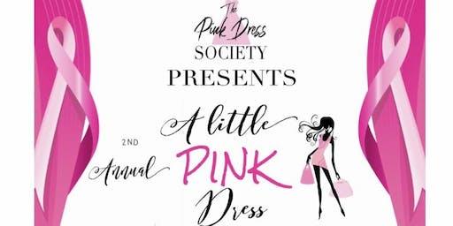2nd Annual A Little Pink Dress