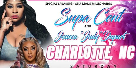 Live In Color Expo with Supa Cent & Judy  (Business, Networking & Beauty) tickets