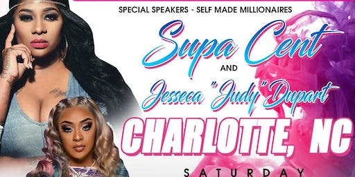 Live In Color Expo with Supa Cent & Judy  (Business, Networking & Beauty)