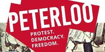 Peterloo talk - Robert Poole; Peterloo: the English Uprising