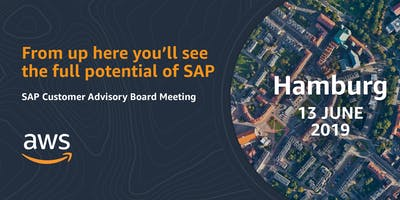AWS' SAP Customer Advisory Council in Hamburg