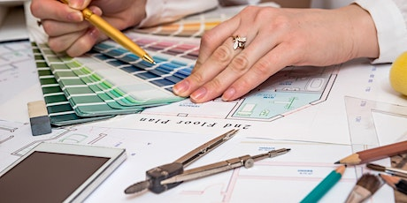 Interior Design Week - A 5-Day Diploma Course  tickets