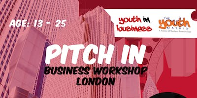 PITCH IN: Dragons Den style business workshop