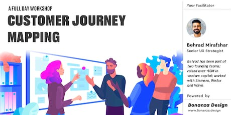 1-Day Customer Journey Mapping Workshop Berlin - 25/06 (LIMITED EDITION) tickets