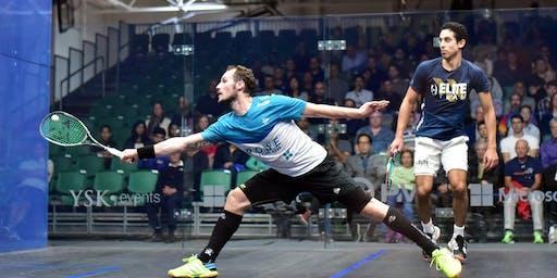 SquashSkills Workshop: Master The Volley Drop!