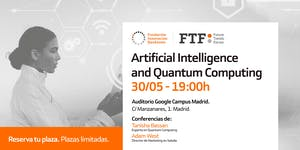 Artificial Intelligence and Quantum Computing