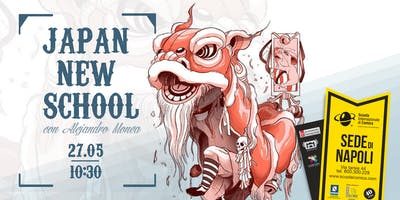 :::JAPAN NEW SCHOOL::: Workshop di Tattoo con Alejandro Monea