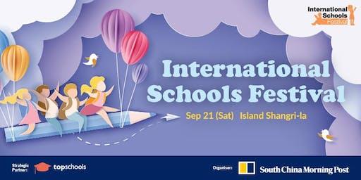 International Schools Festival 2019