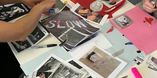 Antiuniversity / Autographic Zine Workshop