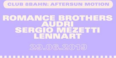 Club 8Bahn: AfterSun Motion 2