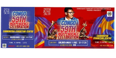 Congolese Independence Day Celebration tickets