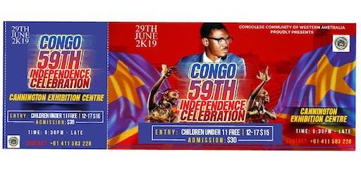 Congolese Independence Day Celebration