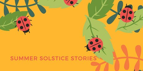 Summer Solstice Stories tickets