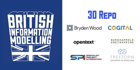 3D Repo British Information Modelling - June 2019 tickets