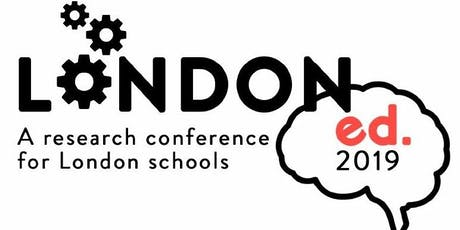 LondonEd: A research conference for London schools tickets